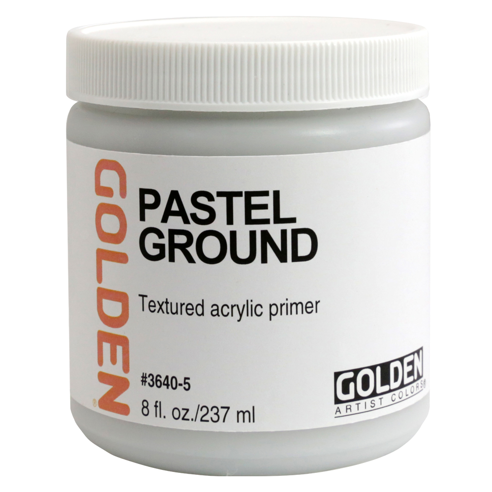Golden Acrylic 8 Oz Absorbent Ground Pastel