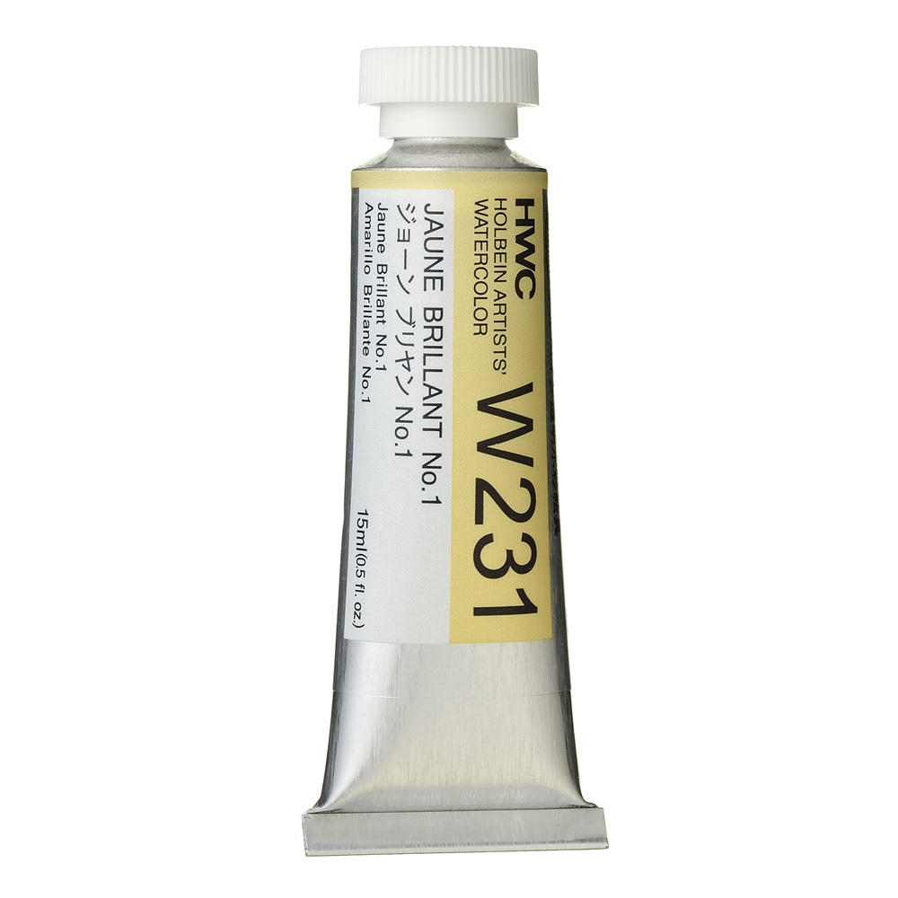 Holbein Wc 15Ml Jaune Brilliant #1