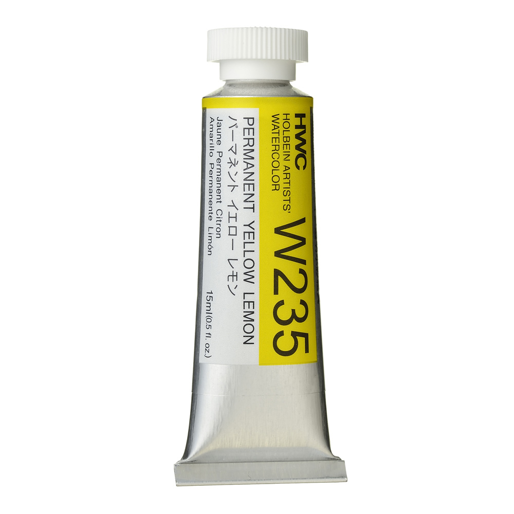 Holbein Wc 15Ml Permanent Yellow Lemon