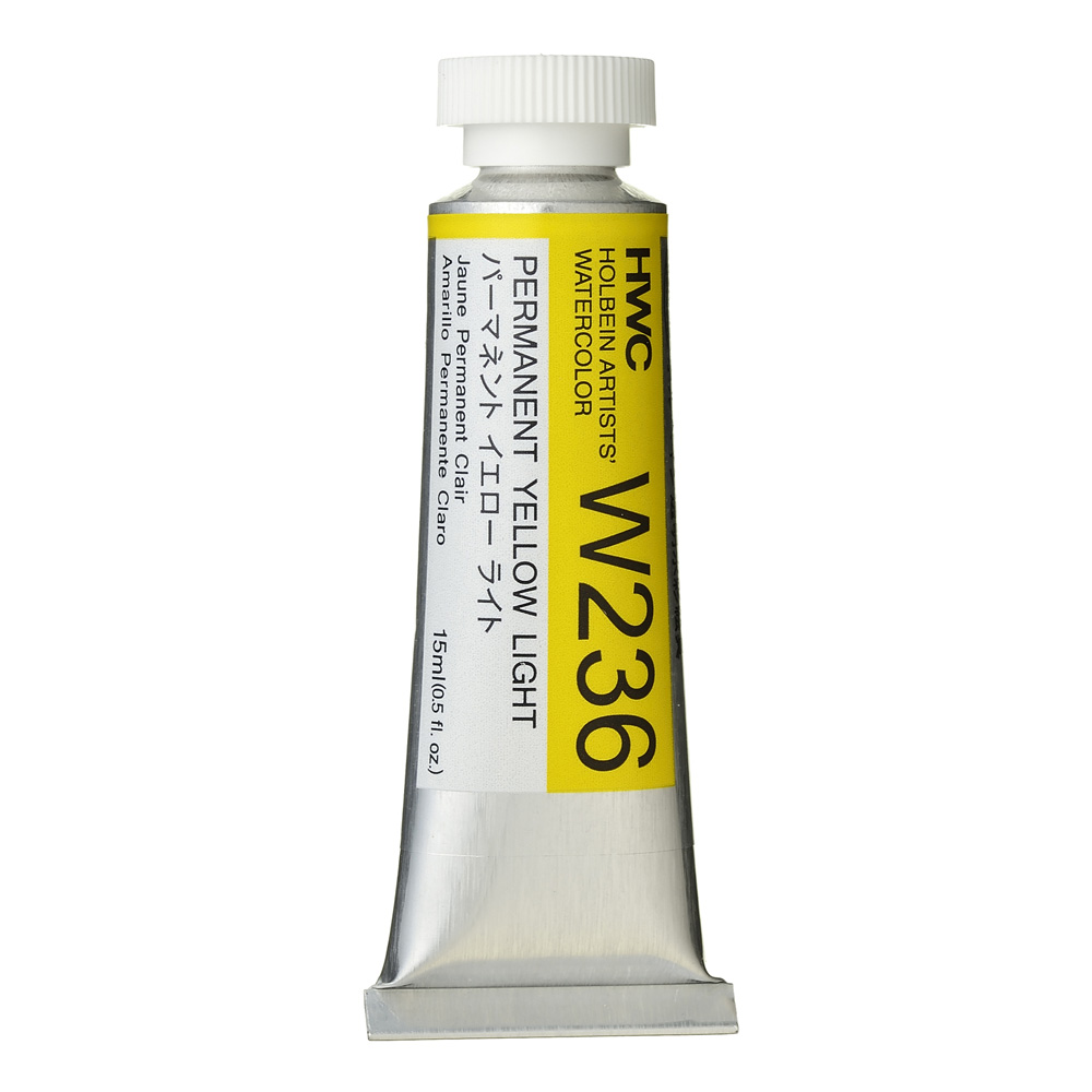 Holbein Wc 15Ml Permanent Yellow Light
