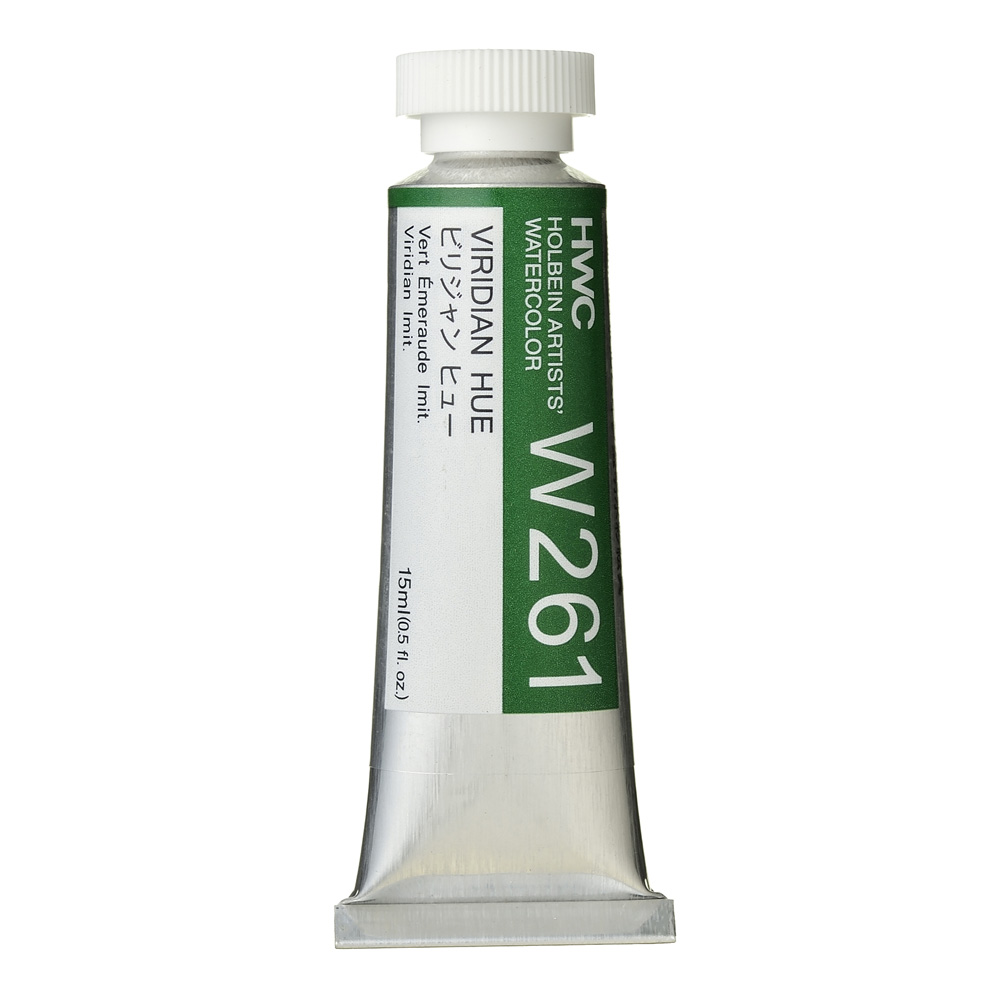 Holbein Wc 15Ml Viridian Hue