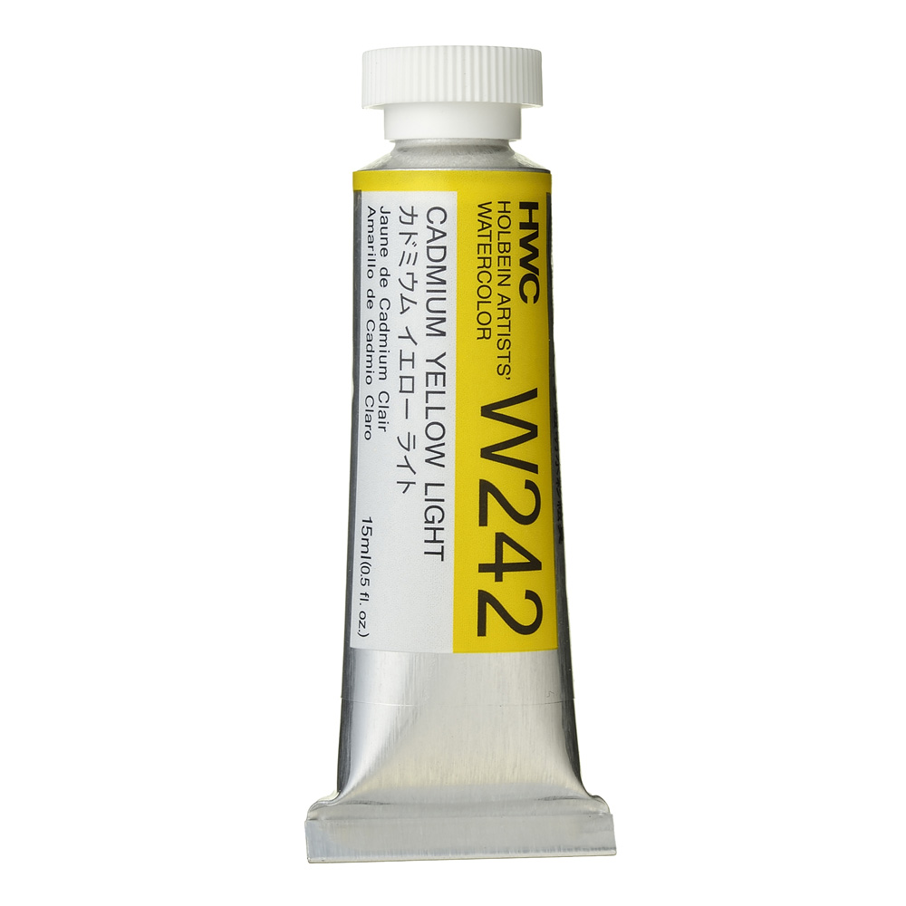 Holbein Wc 15Ml Cadmium Yellow Light