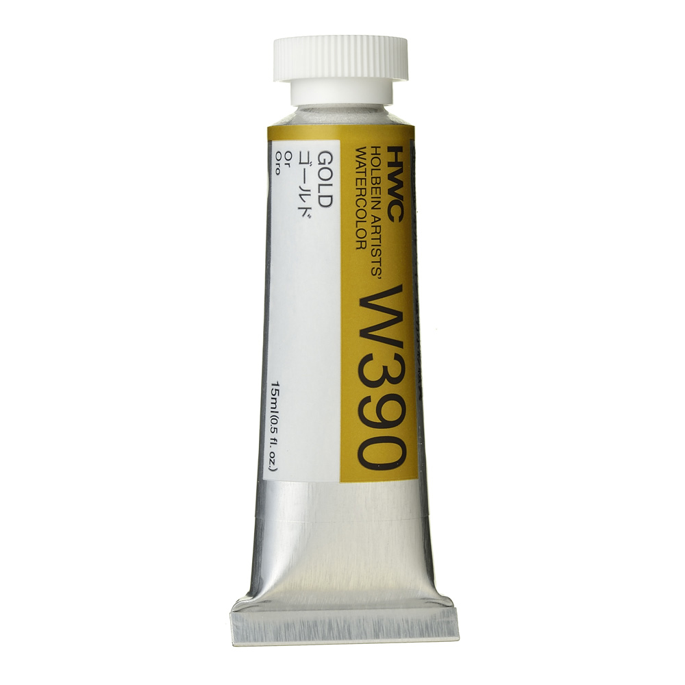Holbein Wc 15Ml Gold