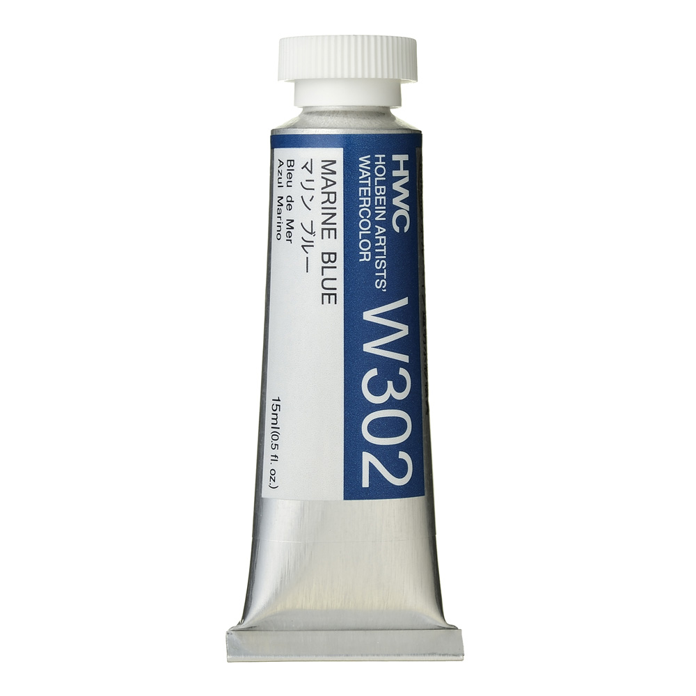 Holbein Wc 15Ml Marine Blue