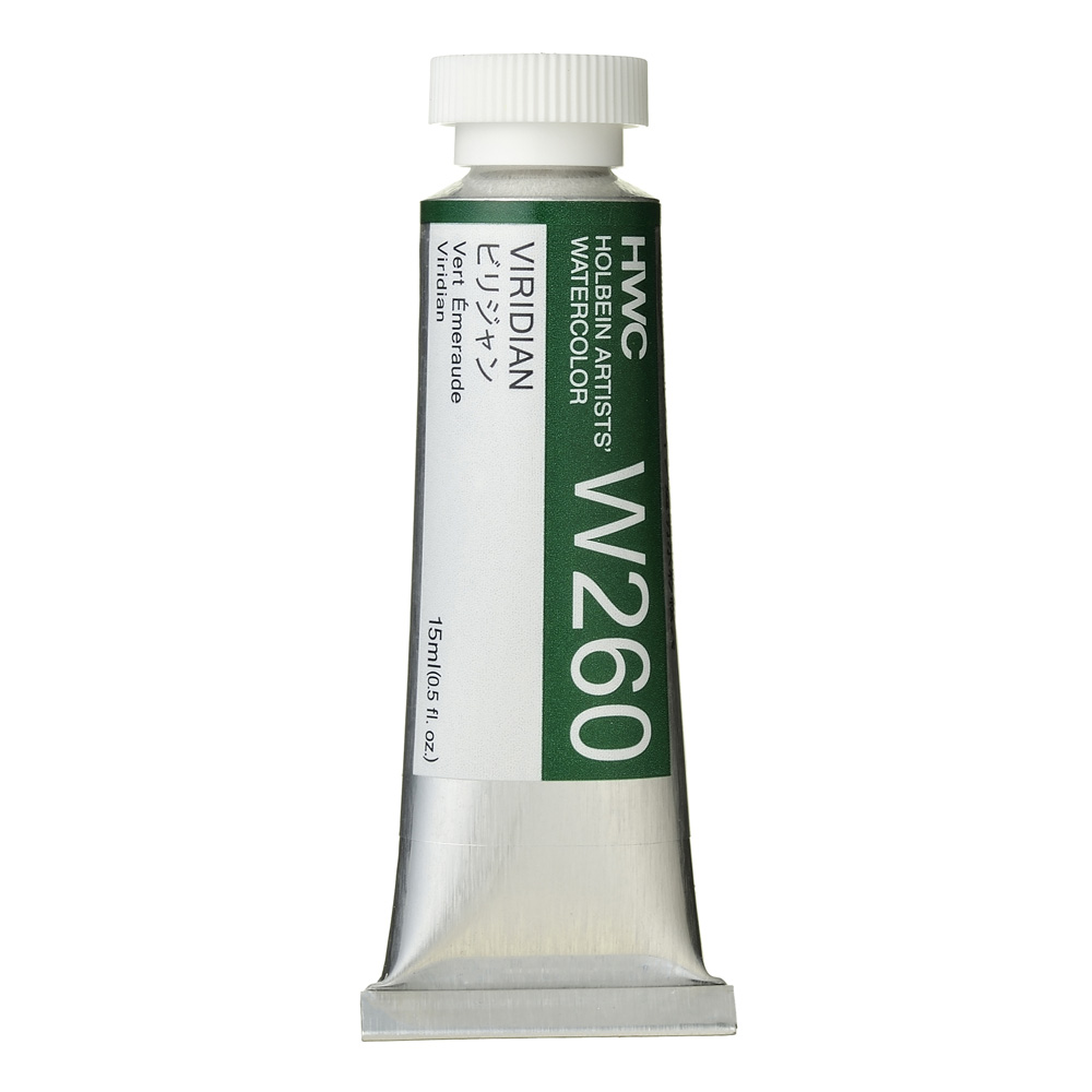 Holbein Wc 15Ml Viridian