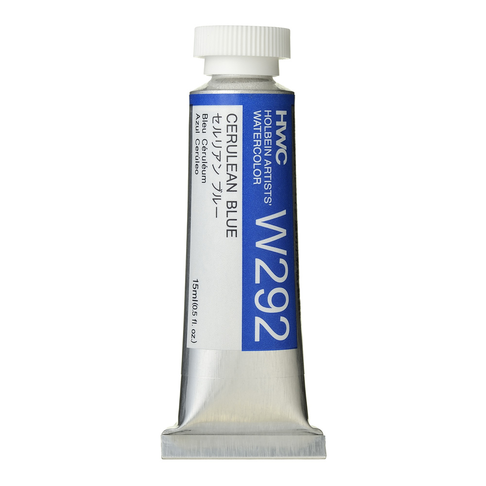 Holbein Wc 15Ml Cerulean Blue