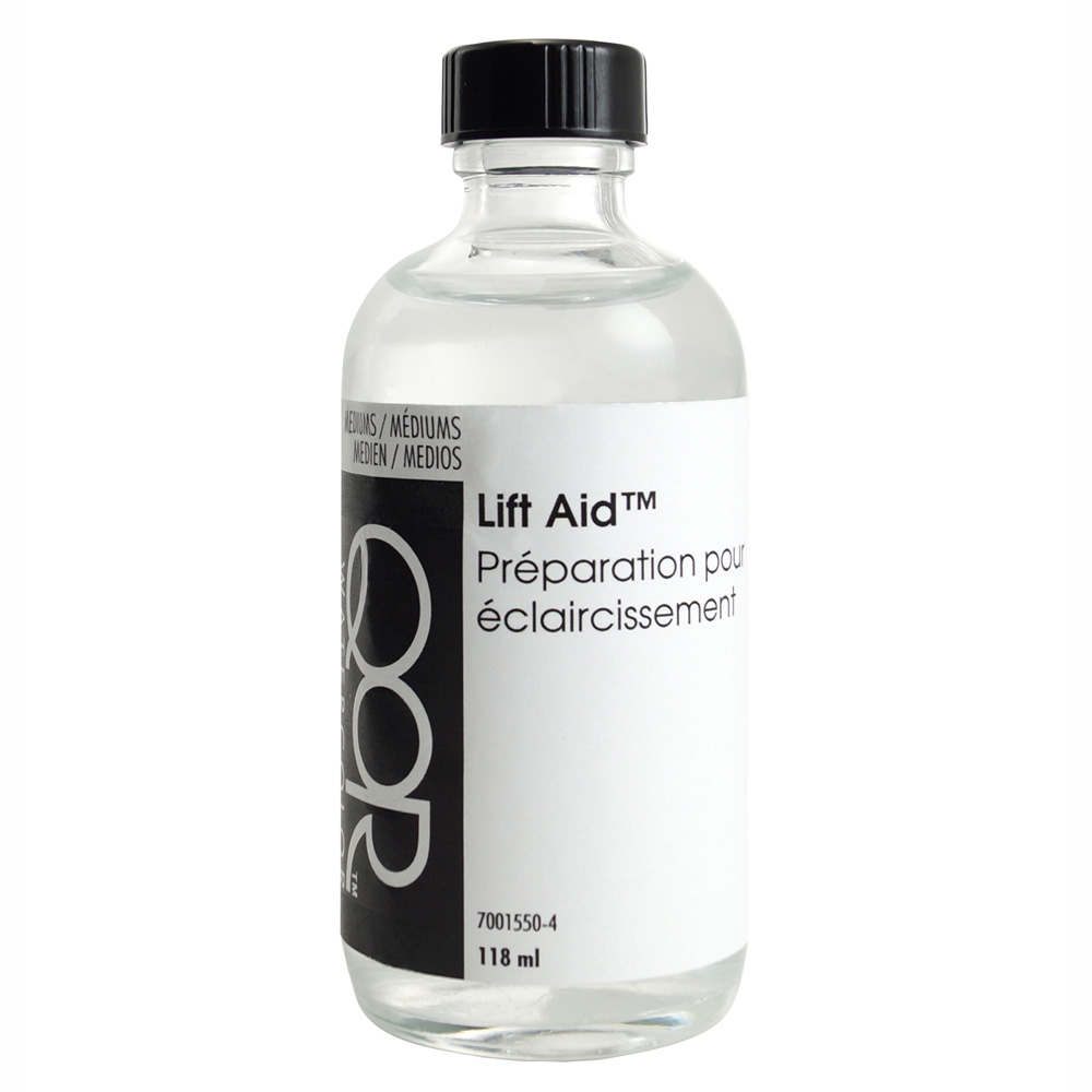 Qor Lift Aid Tm Medium 4 Oz