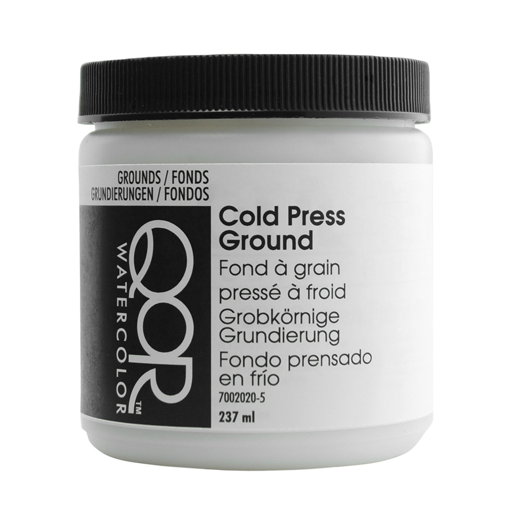 QoR Cold Press Ground 8 Oz