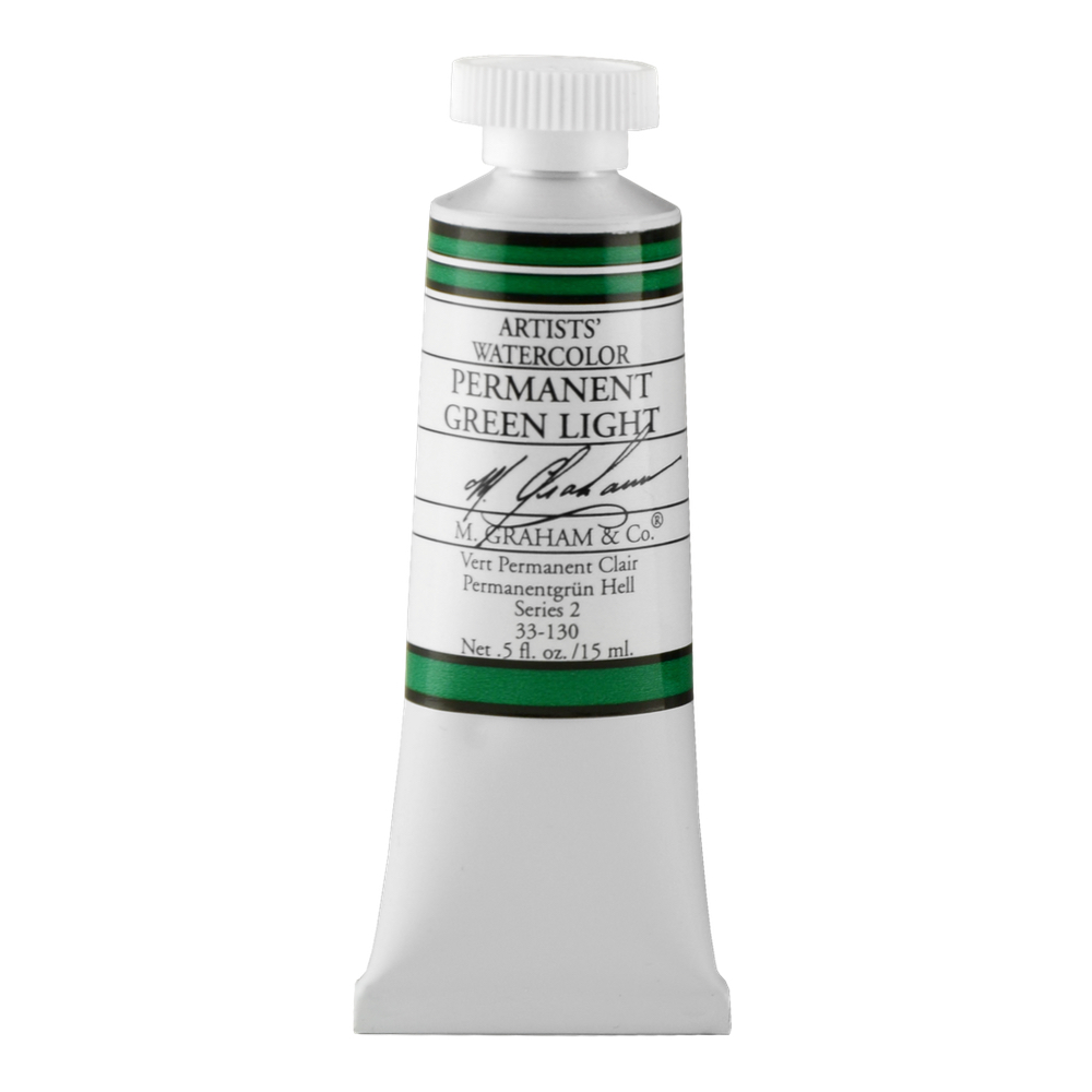 M. Graham W/C Permanent Green Light 15 Ml