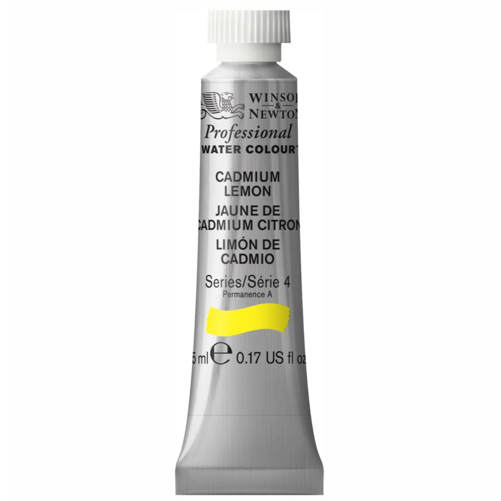 W&N Artist Watercolor 5Ml Cadmium Lemon