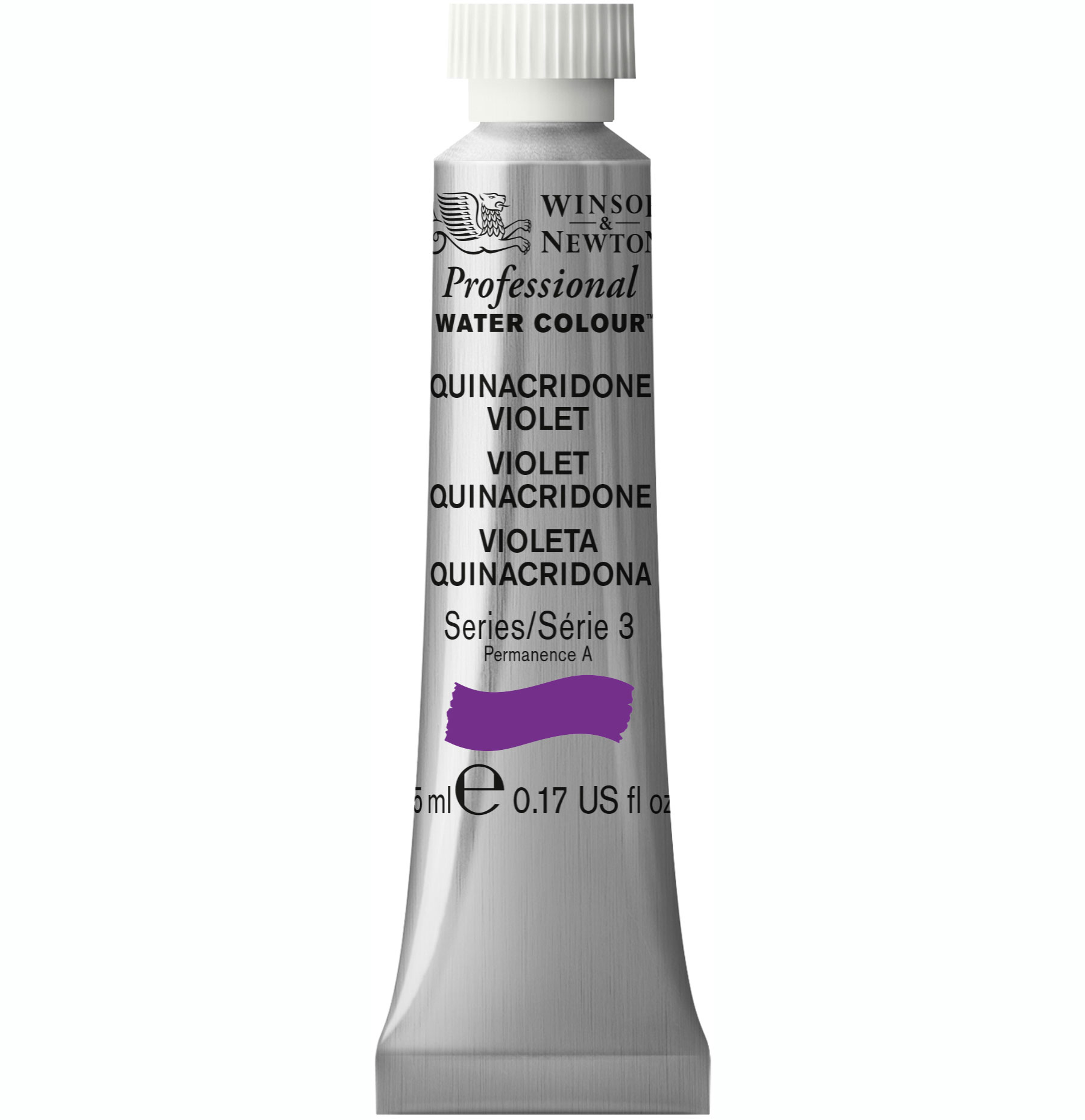 W&N Artist Watercolor 5Ml Quin Violet