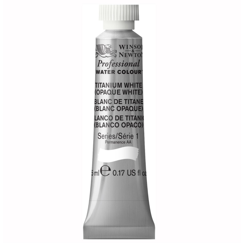 W&N Artist Watercolor 5Ml Titanium White