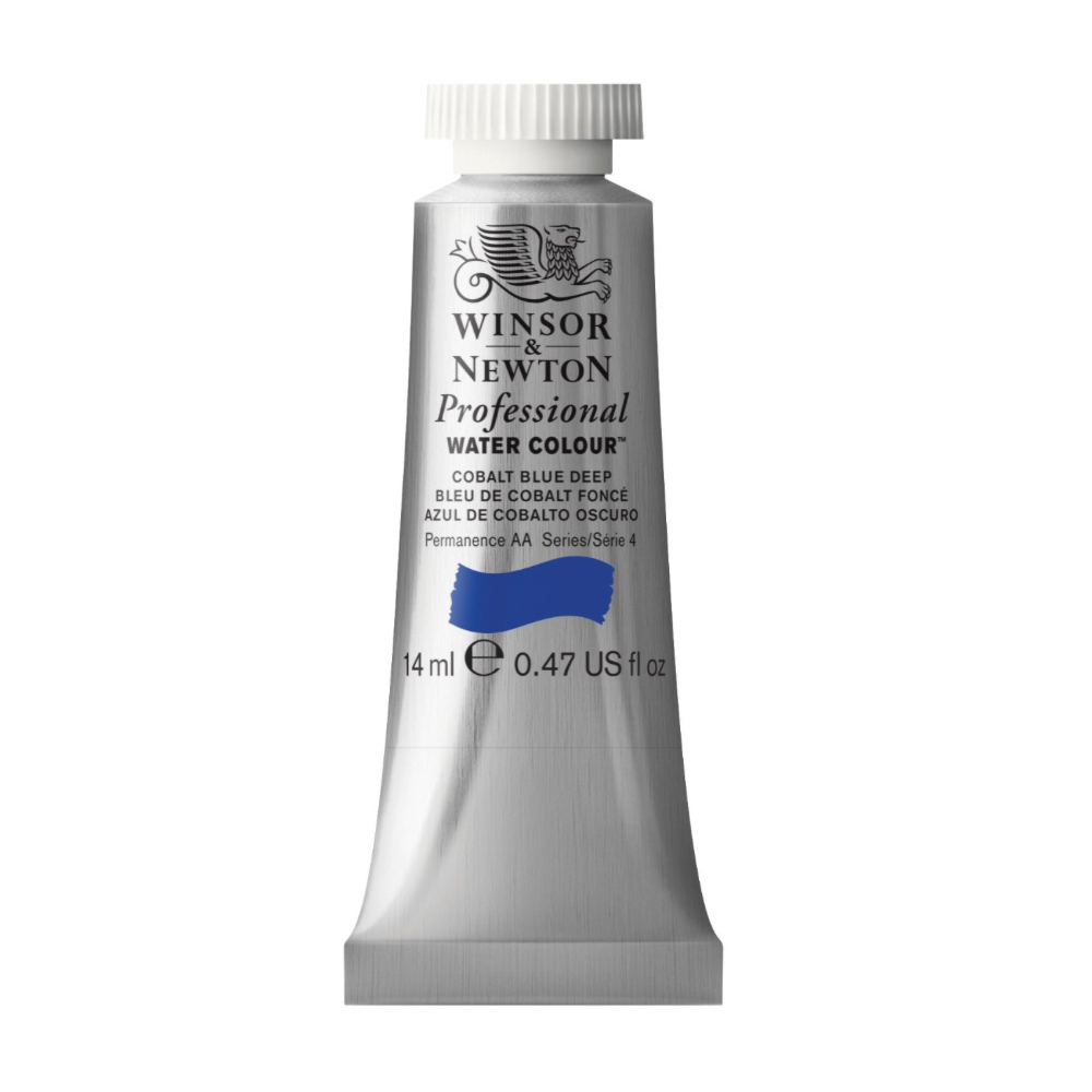 W&N Artist Watercolor 5Ml Cobalt Blue Deep