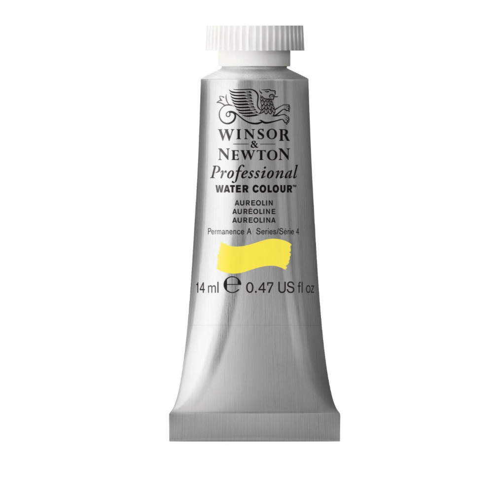 W&N Artist Watercolor 14Ml Aureolin
