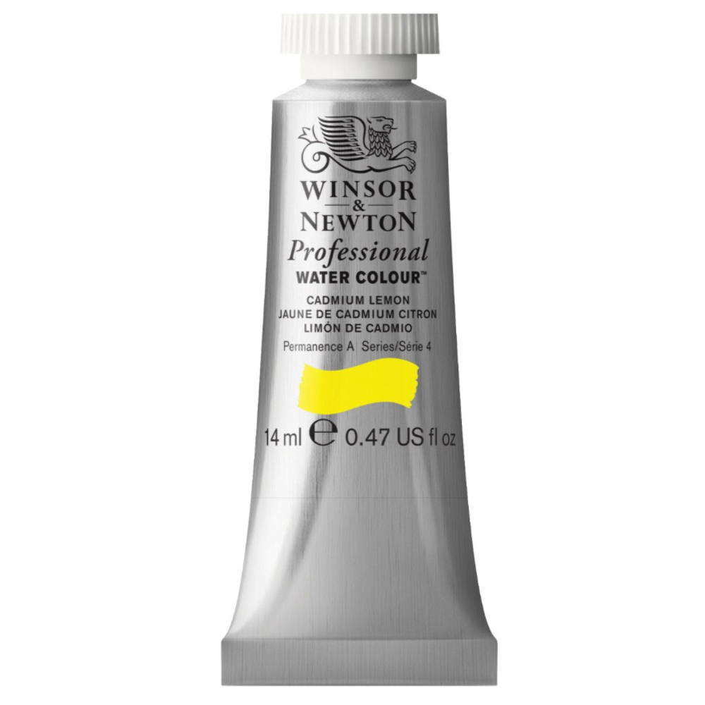 W&N Artist Watercolor 14Ml Cadmium Lemon