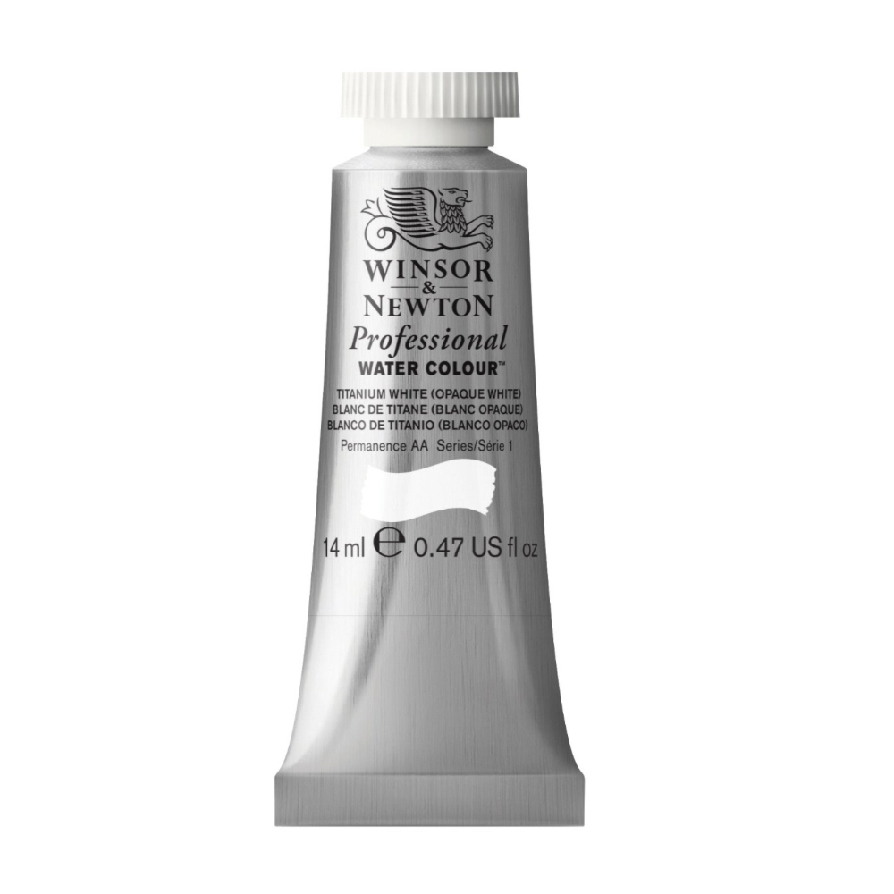 W&N Artist Watercolor 14Ml Titanium White