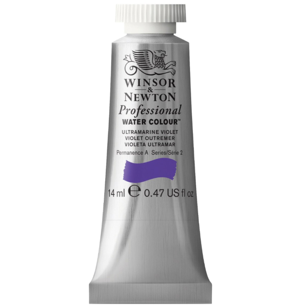 W&N Artist Watercolor 14Ml Ultramarine Violet