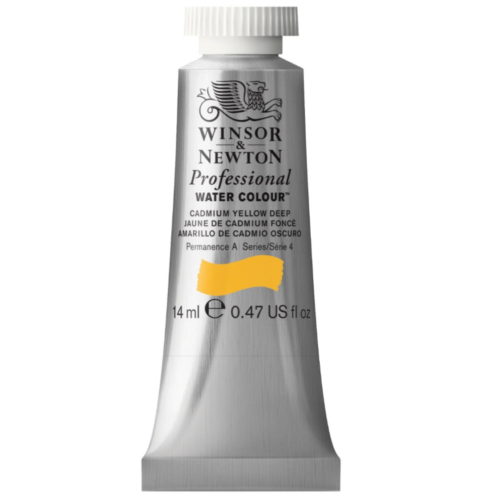W&N Artist Watercolor 14Ml Cadmium Yellow Dp