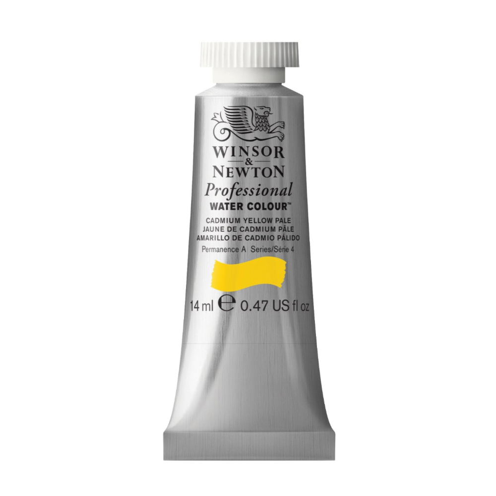 W&N Artist Watercolor 14Ml Cad Yellow Pale