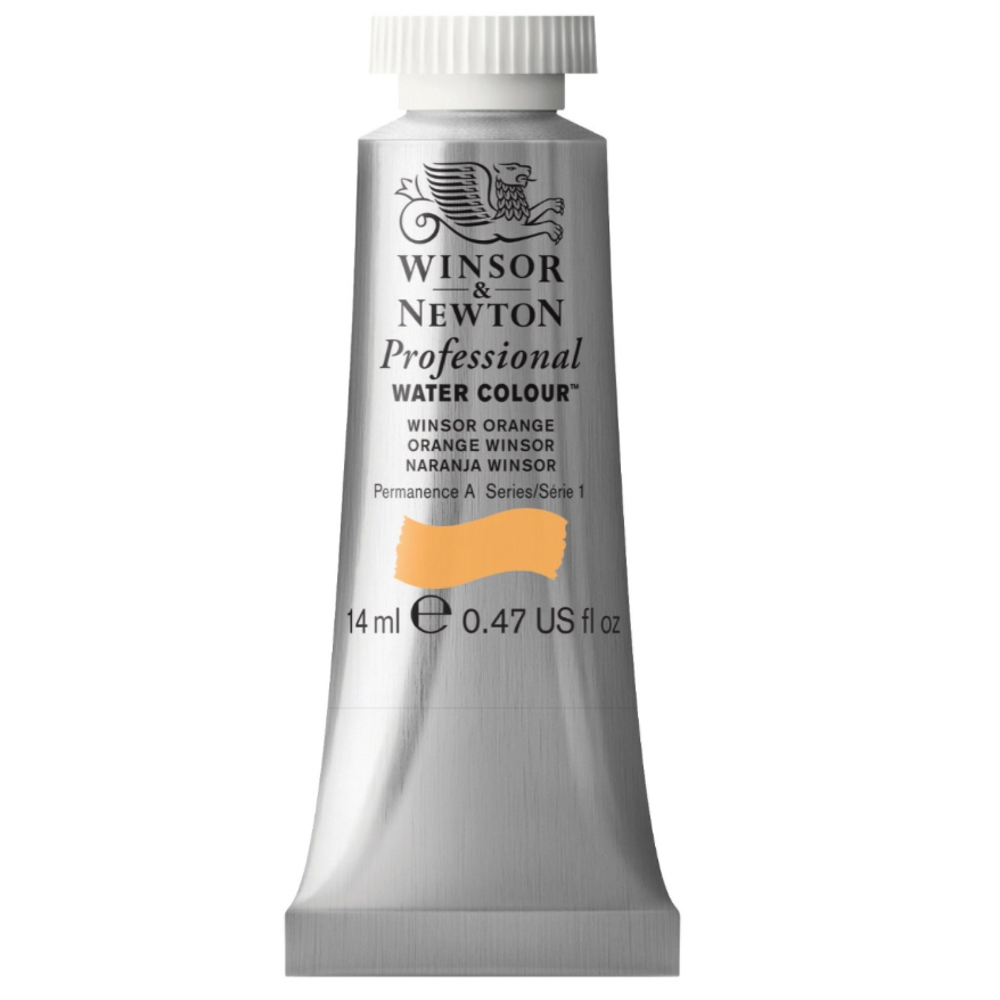 W&N Artist Watercolor 14Ml Winsor Orange