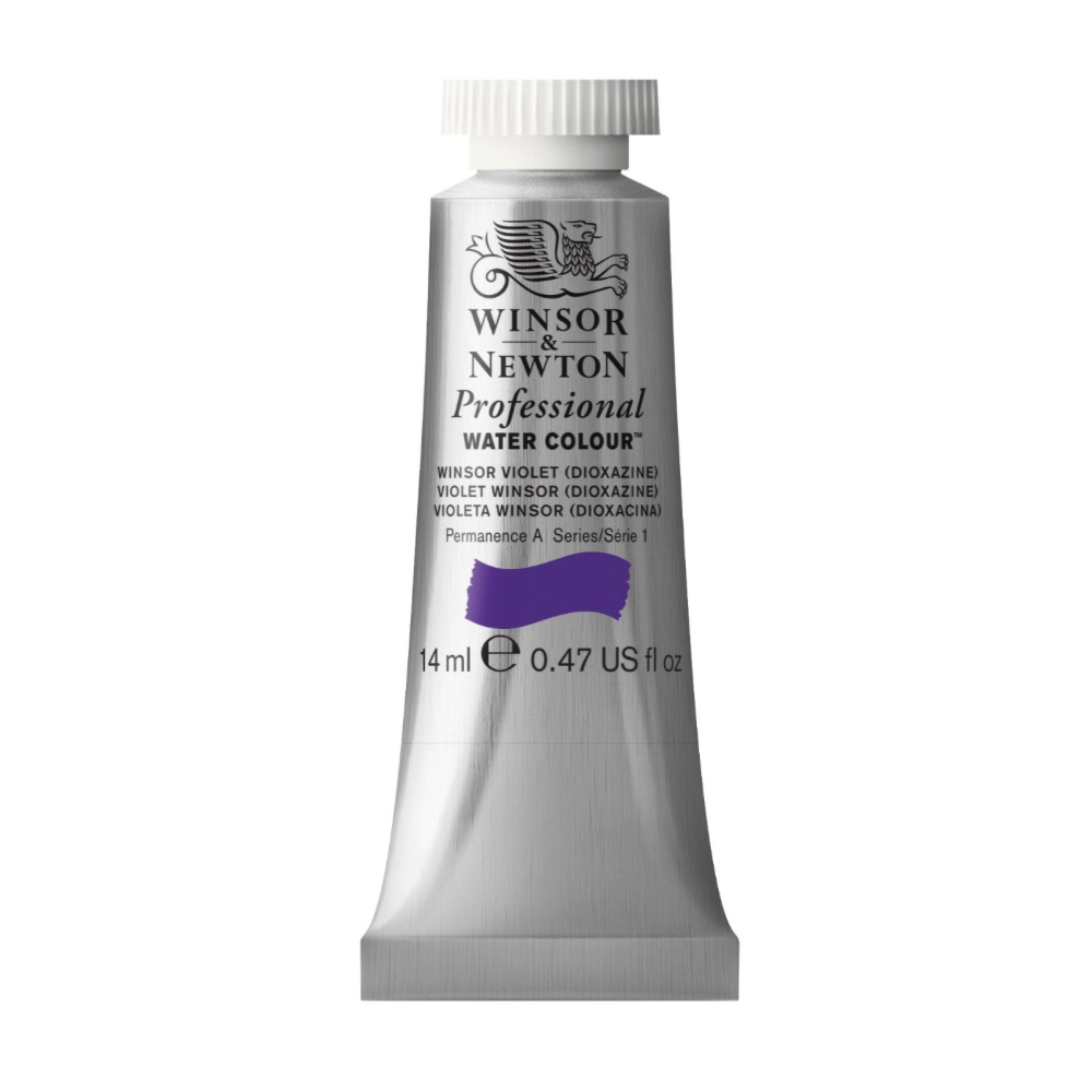 W&N Artist Watercolor 14Ml Winsor Violet Diox