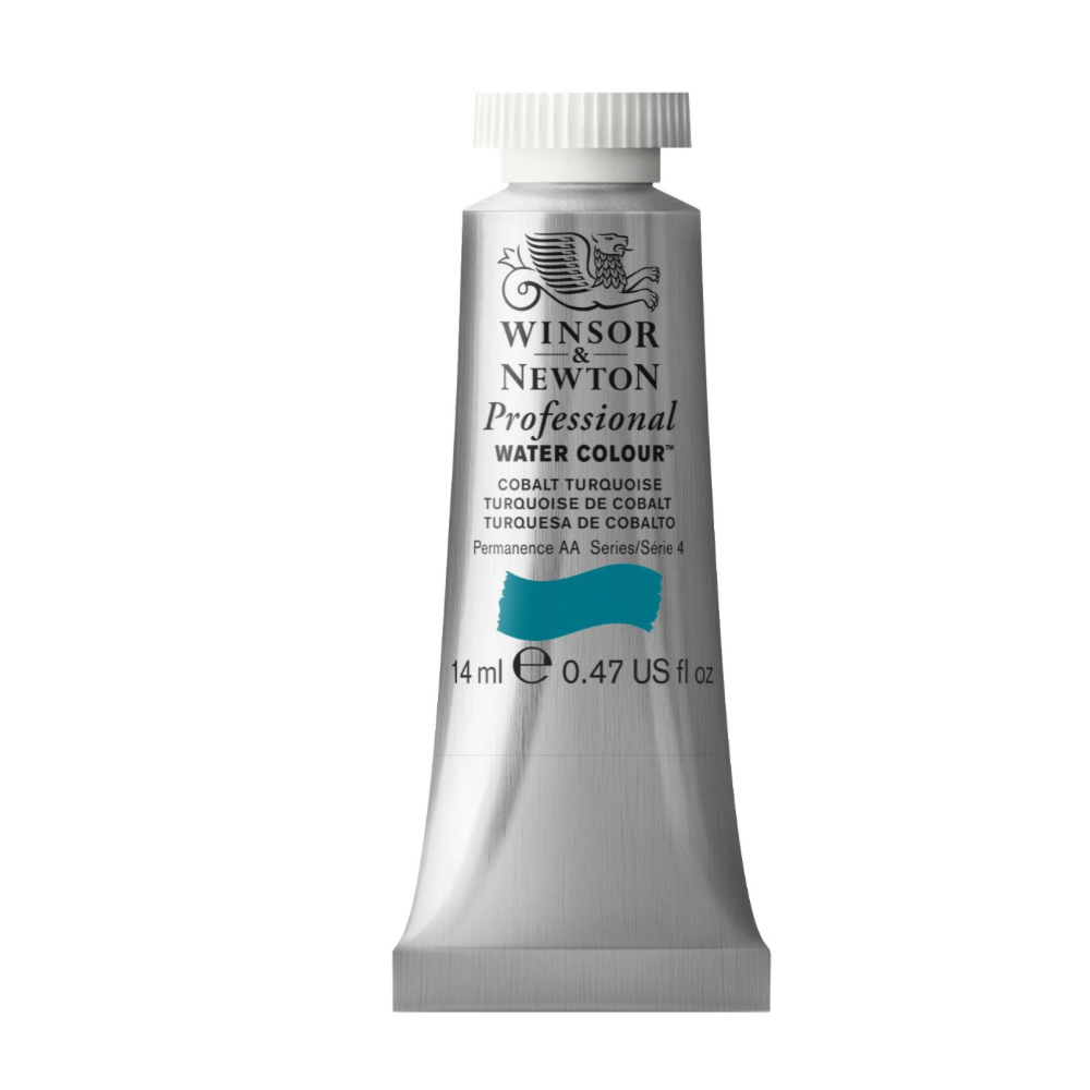 W&N Artist Watercolor 14Ml Cobalt Turquoise