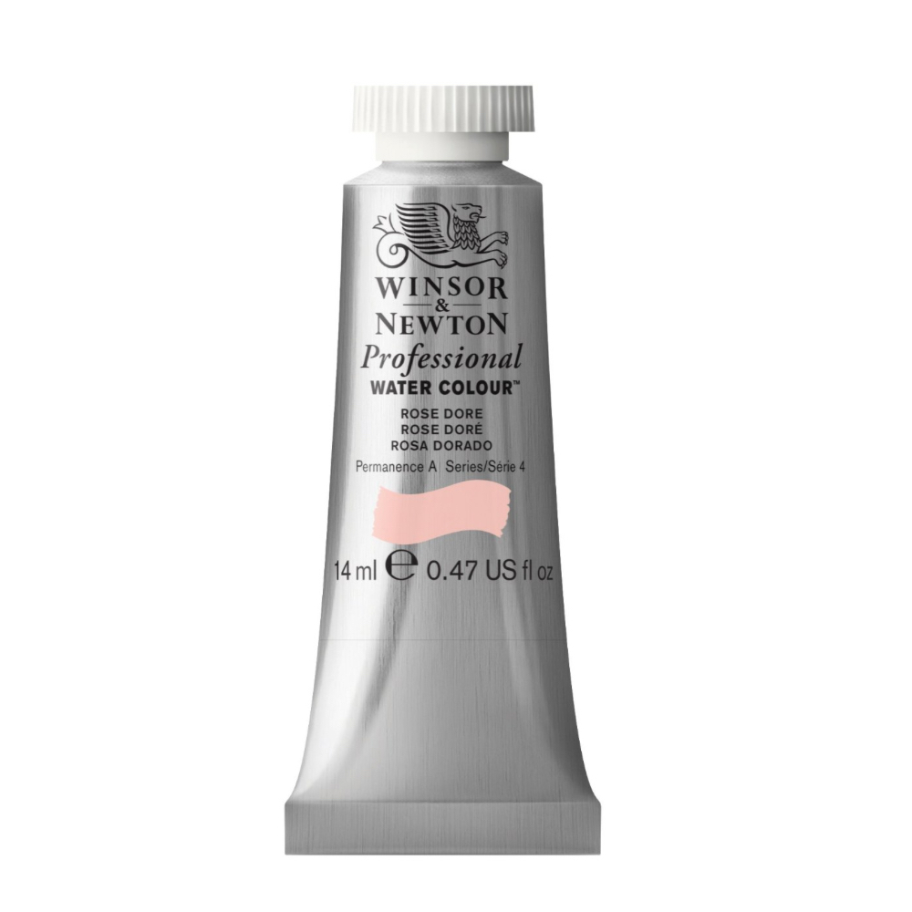 W&N Artist Watercolor 14Ml Rose Dore