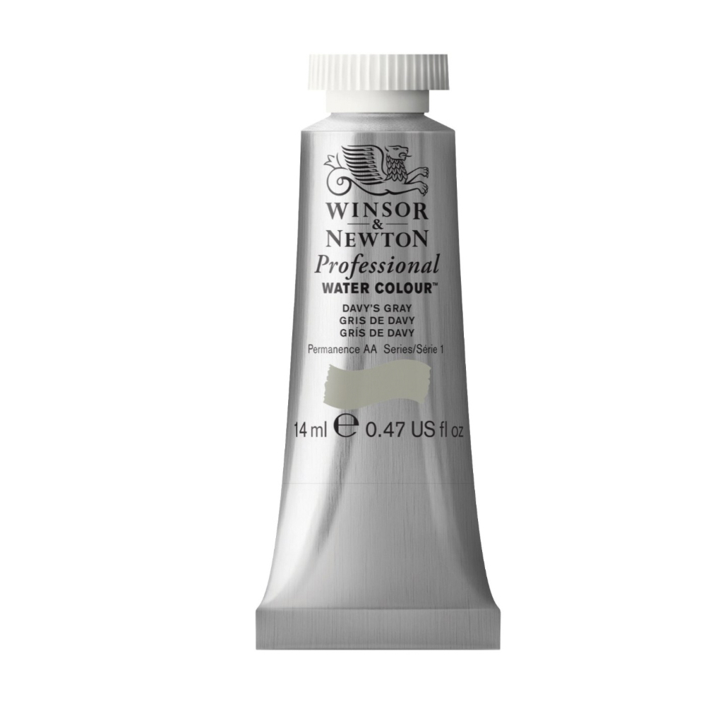W&N Artist Watercolor 14Ml Davys Gray