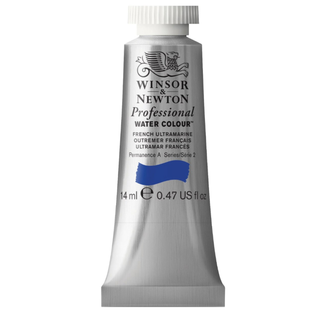 W&N Artist Watercolor 14Ml Fr Ultramarine