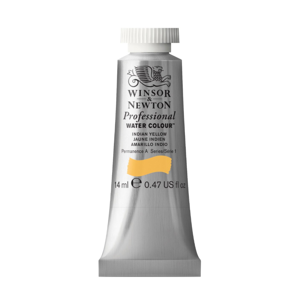 W&N Artist Watercolor 14Ml Indian Yellow