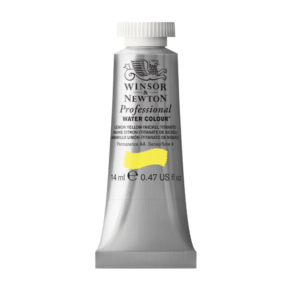 W&N Artist Watercolor 14Ml Lemon Yellow Hue