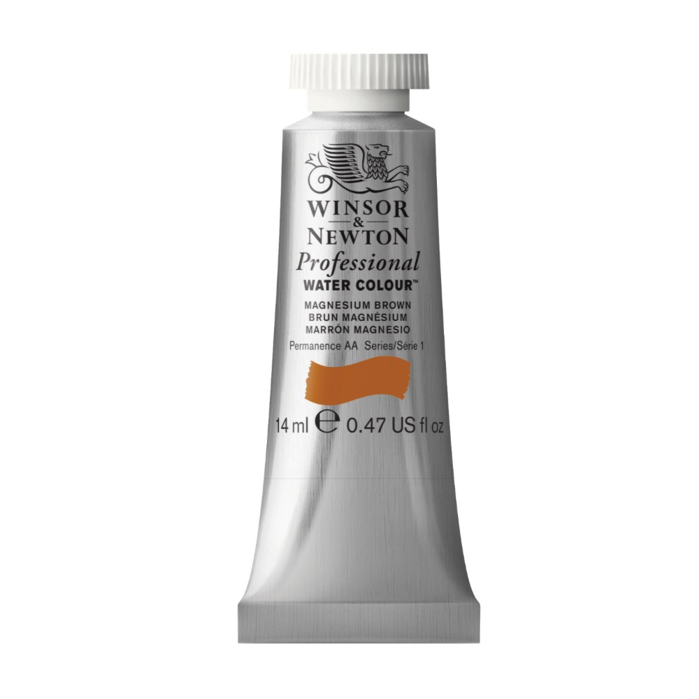 W&N Artist Watercolor 5Ml Magnesium Brown