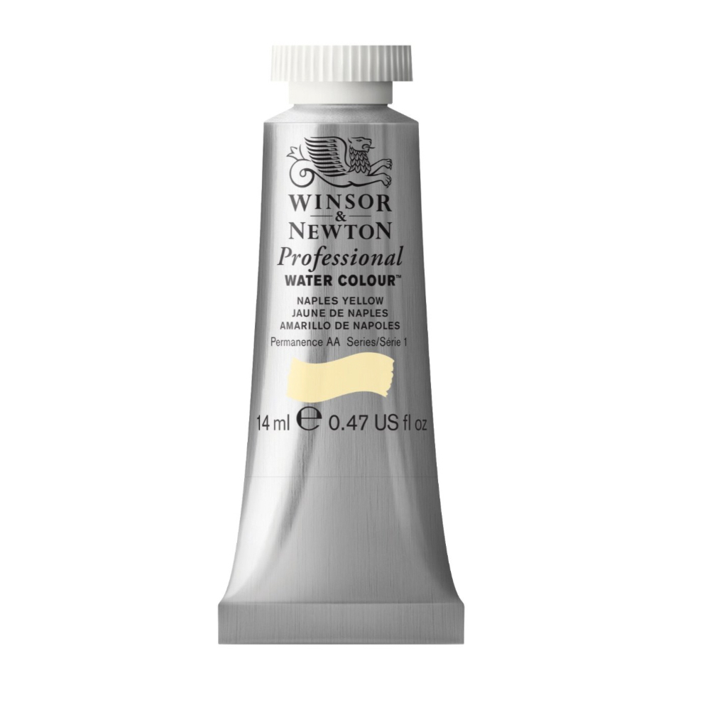W&N Artist Watercolor 14Ml Naples Yellow