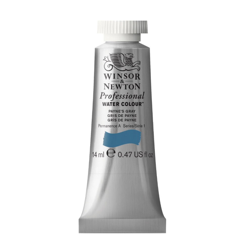 W&N Artist Watercolor 14Ml Paynes Gray
