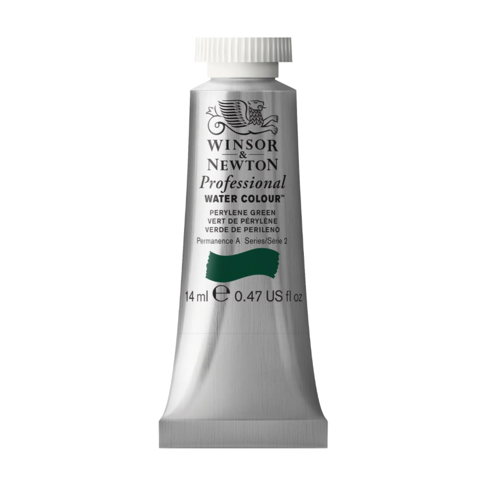 W&N Artist Watercolor 14Ml Perylene Green