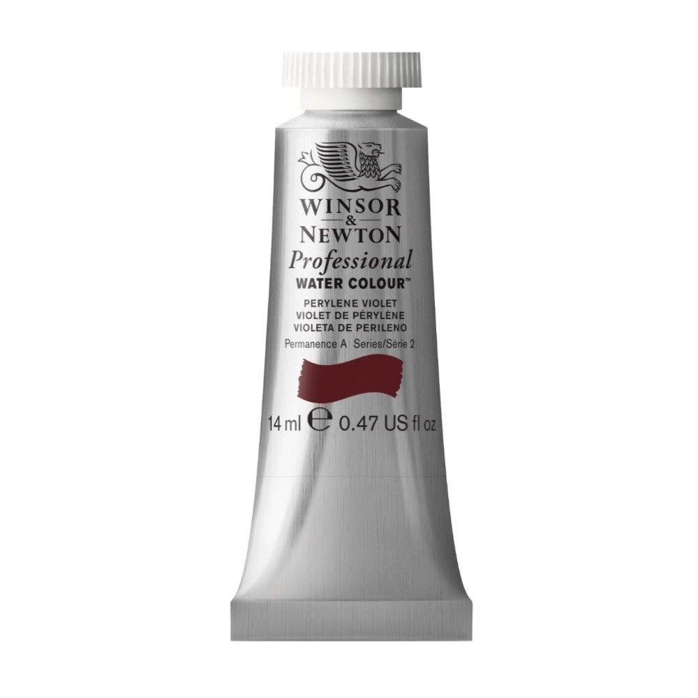 W&N Artist Watercolor 14Ml Perylene Violet