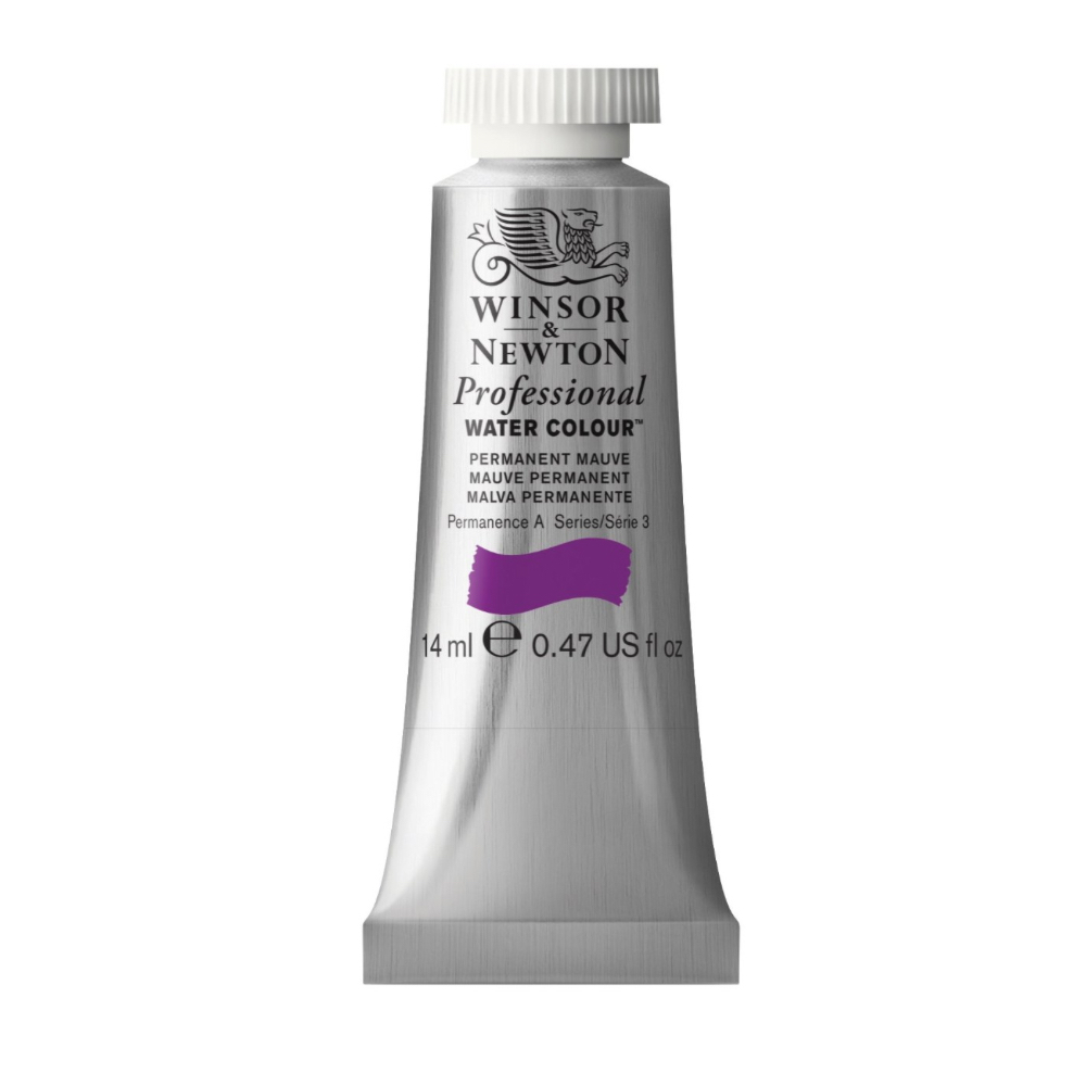 W&N Artist Watercolor 5Ml Permanent Mauve