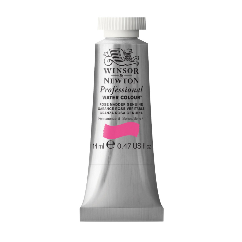 W&N Artist Watercolor 14Ml Rose Madder