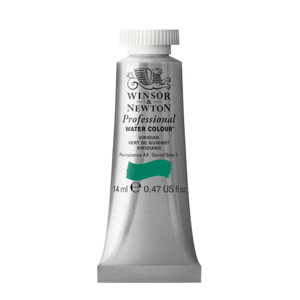 W&N Artist Watercolor 14Ml Viridian