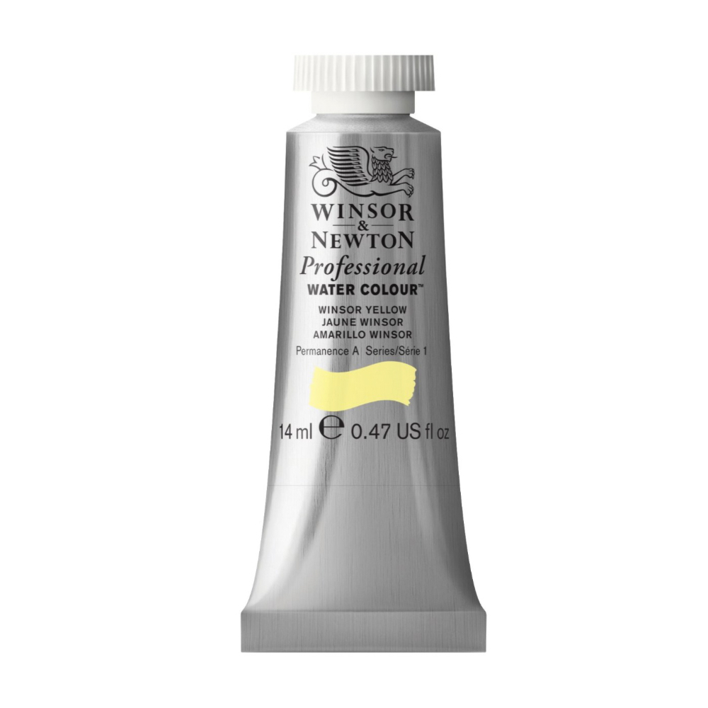 W&N Artist Watercolor 14Ml Winsor Yellow