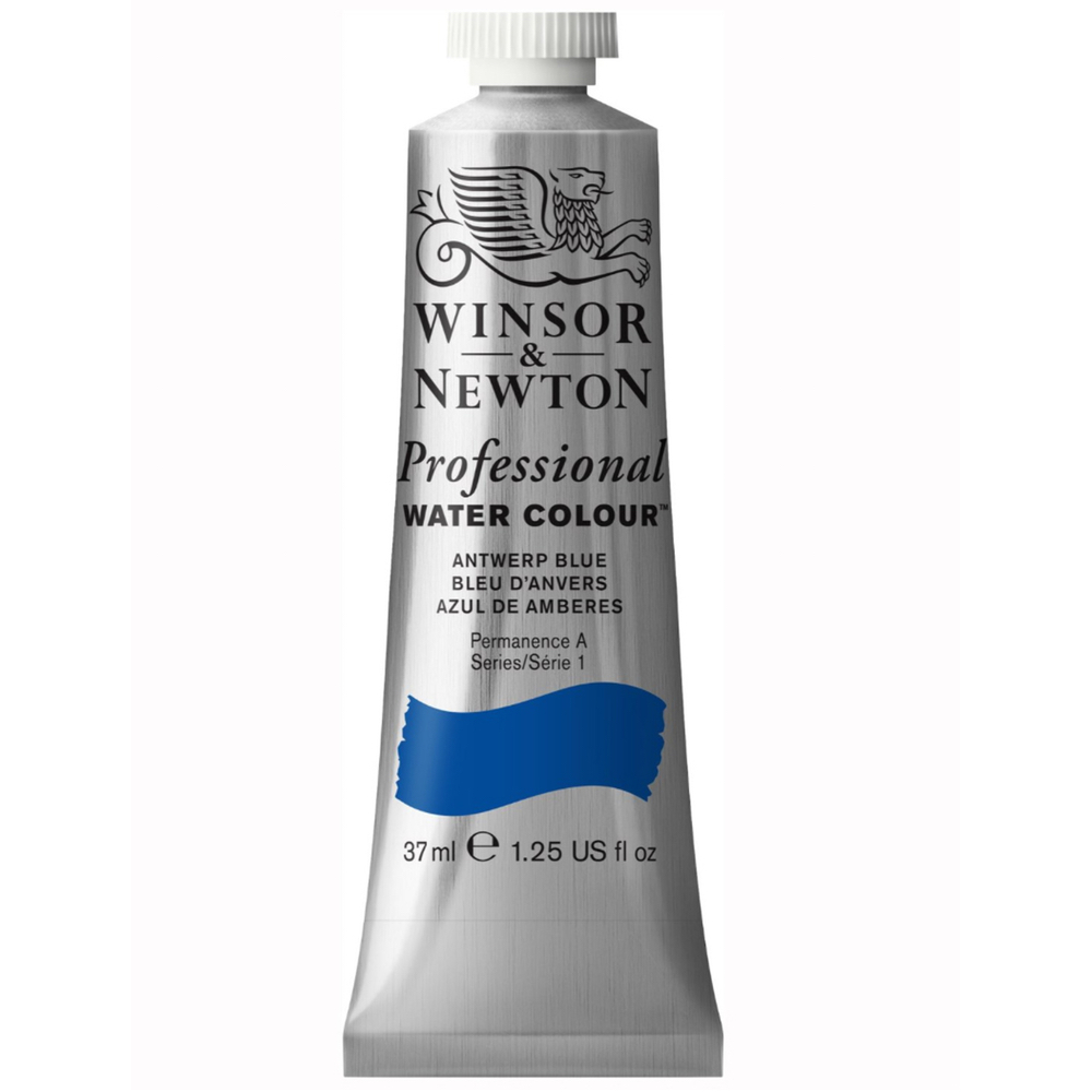 W&N Artist Watercolor 37Ml Antwerp Blue