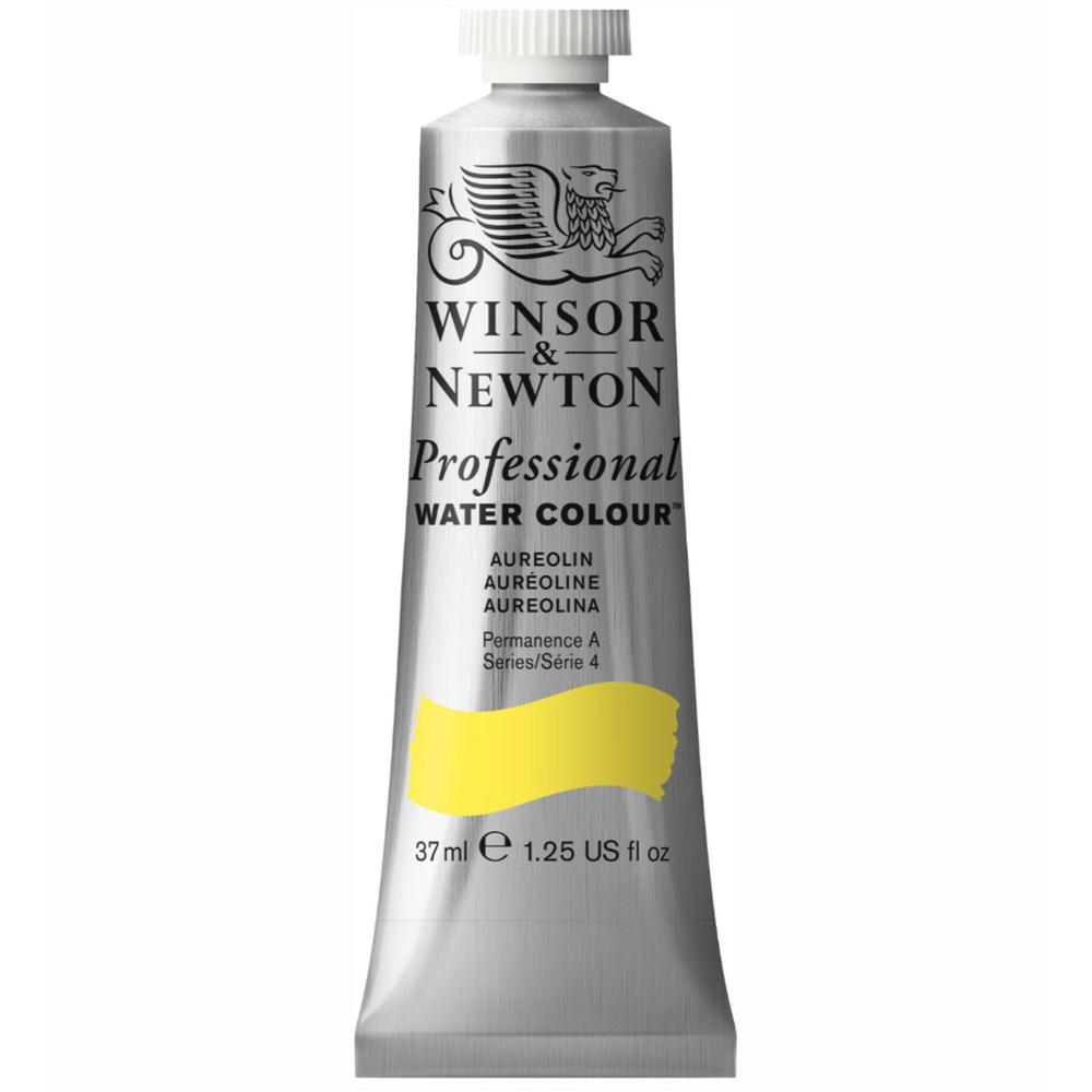W&N Artist Watercolor 37Ml Aureolin