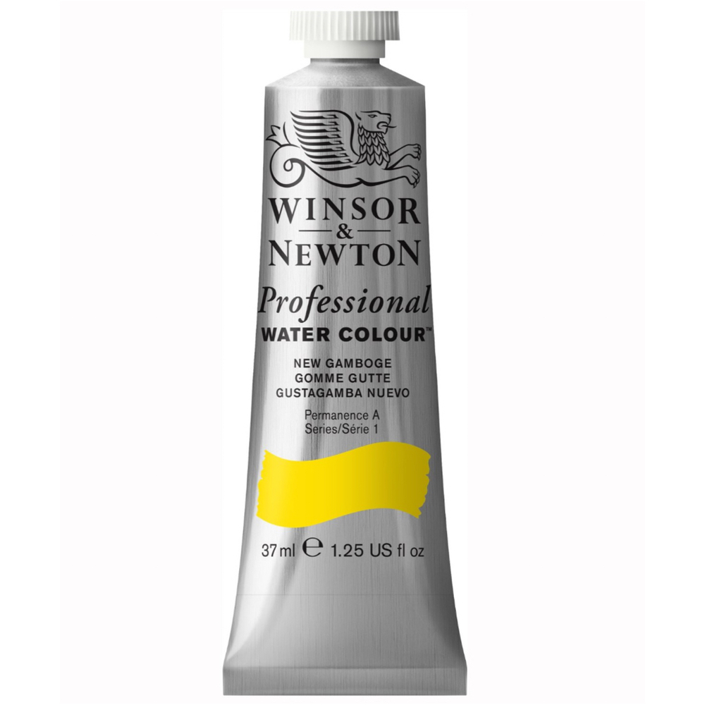 W&N Artist Watercolor 37Ml New Gamboge