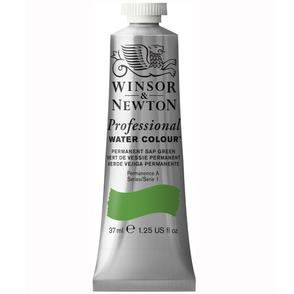 W&N Artist Watercolor 37Ml Perm Sap Green