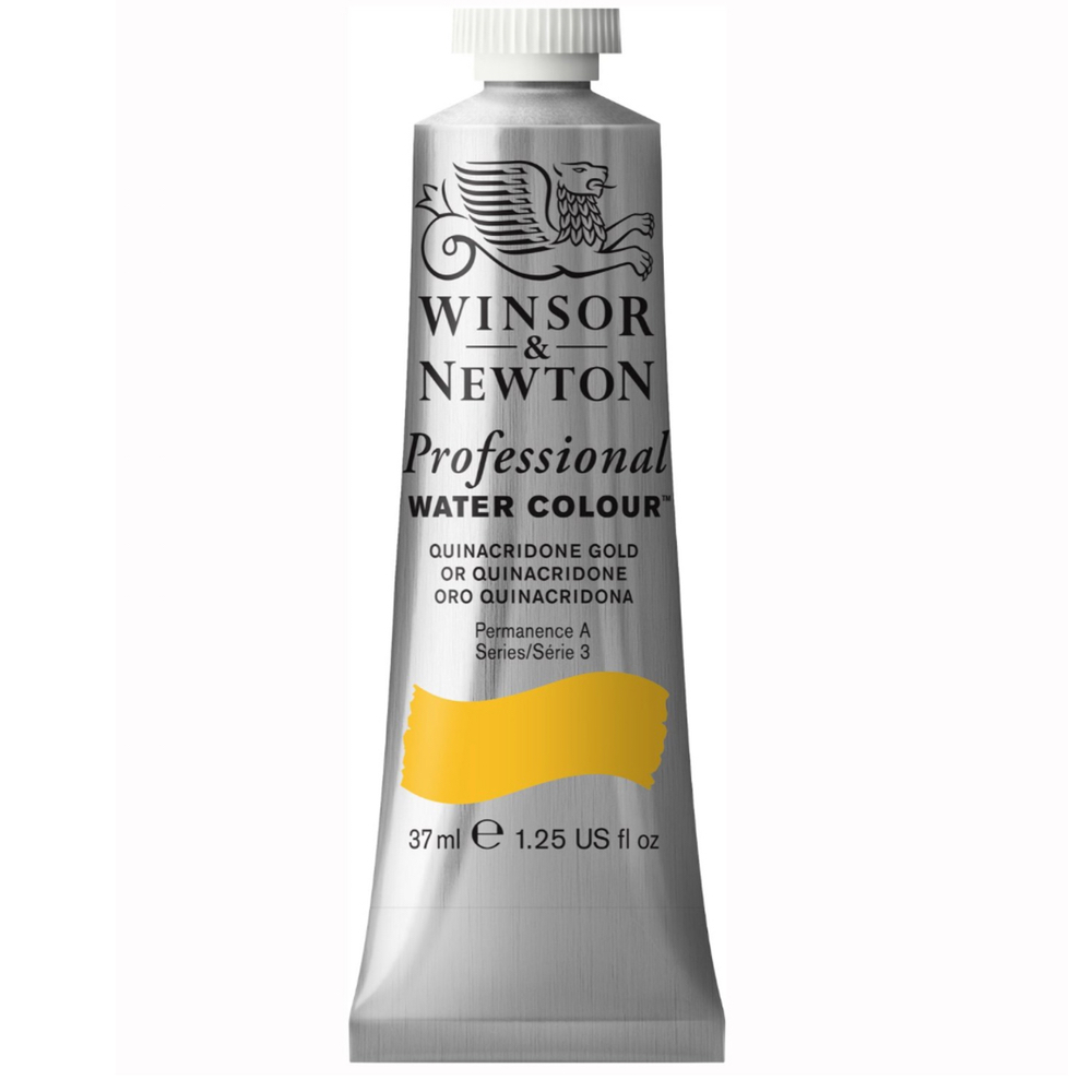 W&N Artist Watercolor 37Ml Quinacridone Gold