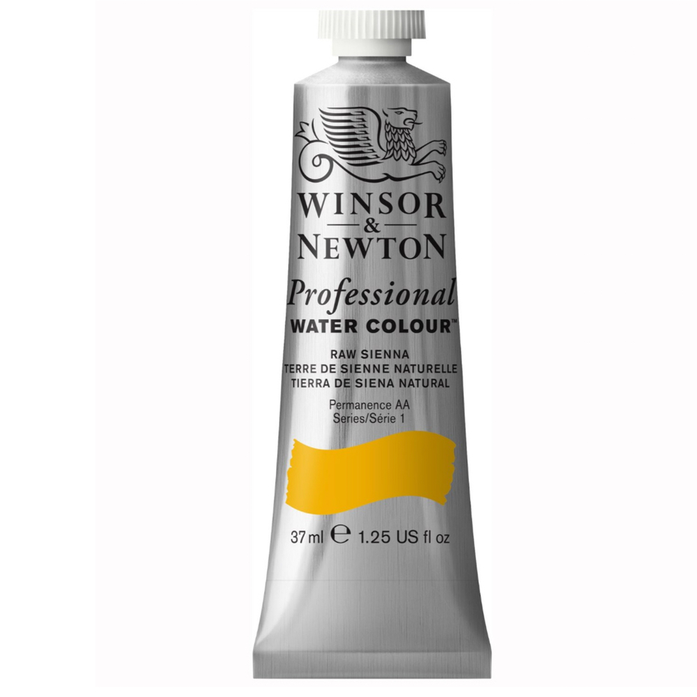 W&N Artist Watercolor 37Ml Raw Sienna