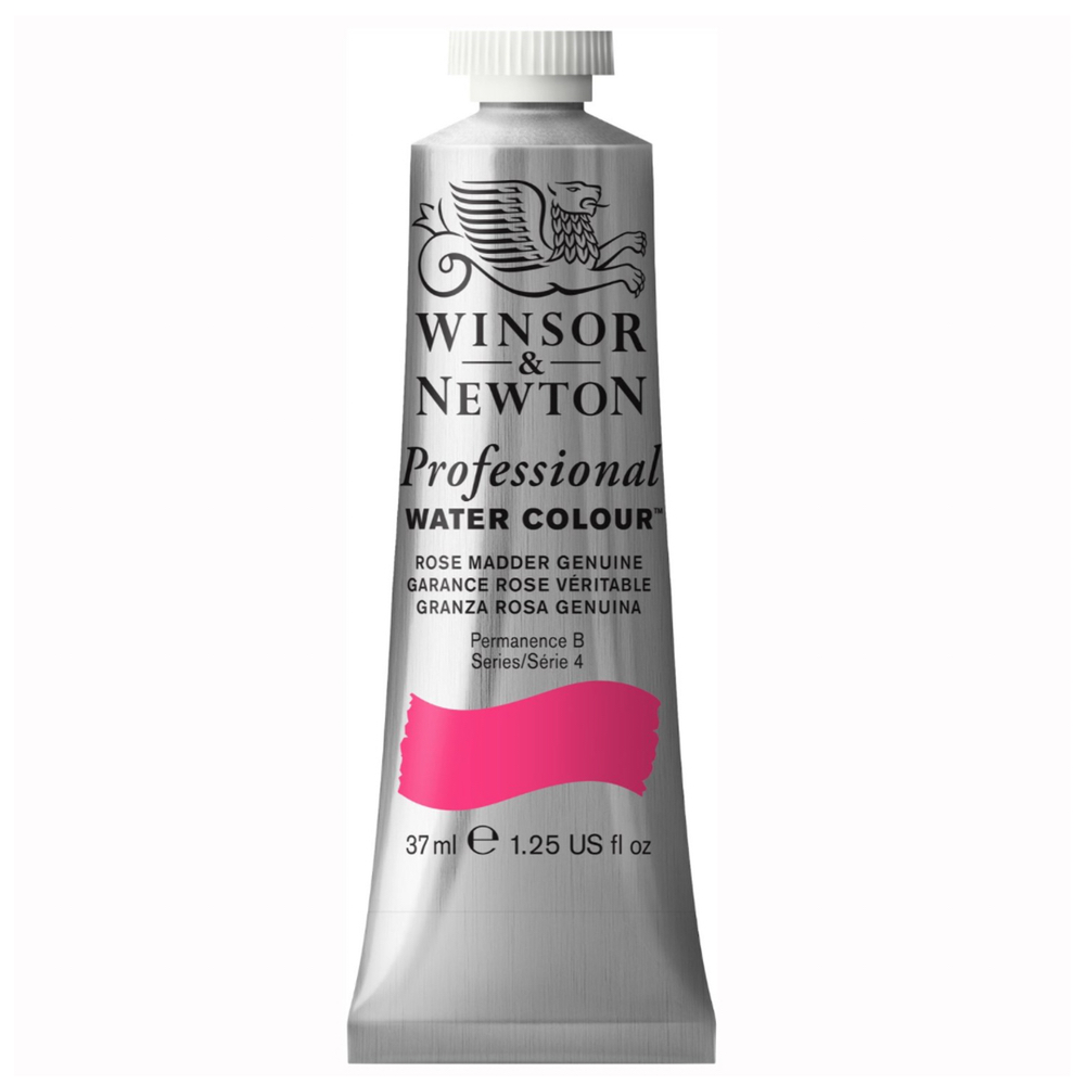 W&N Artist Watercolor 37Ml Rose Madder Gen