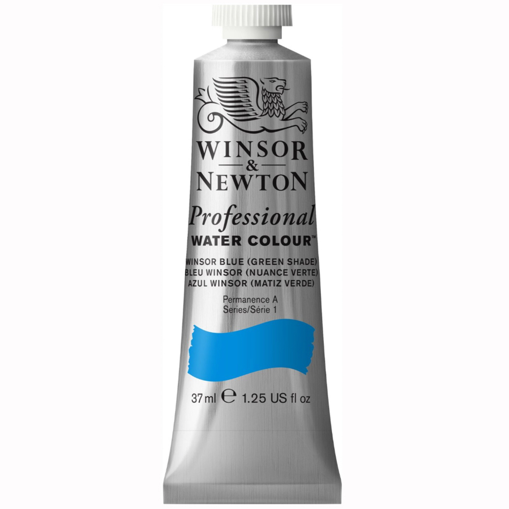 W&N Artist Watercolor 37Ml Winsor Bl/Gn Shade