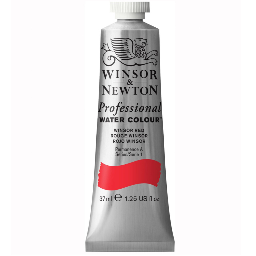 W&N Artist Watercolor 37Ml Winsor Red