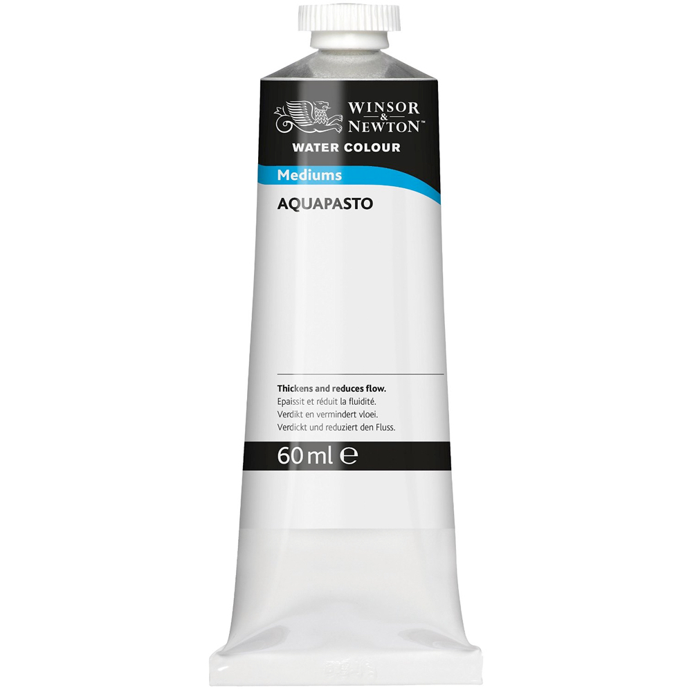 W&N Aquapasto Watercolor Medium 60Ml